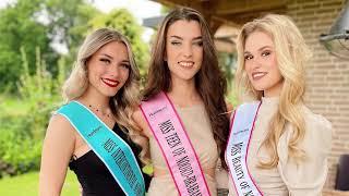 Nikki van Laar op weg naar Miss Teen of The Netherlands