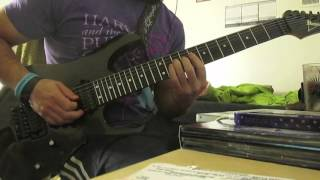 Temple of Hate by Angra (heavy mei-tal cover)