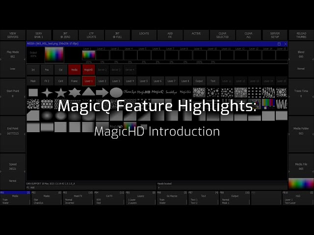 MagicHD Introduction