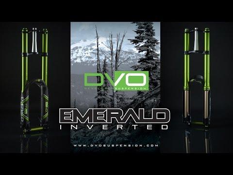Hot product: DVO Suspension Emerald DH Fork 2015