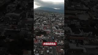 Vuelo en #Ibarra con el #DJIFPV
