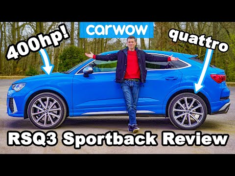 External Review Video tneLZS97bCQ for Audi Q3, RS Q3, Q3 Sportback, & RS Q3 Sportback (2nd gen)
