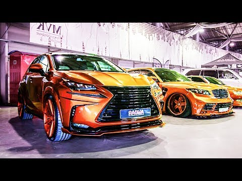 Enjoy Tuning World! Best Custom Cars 2018!
