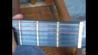 malaya kana by armchairs cover guitar by joven