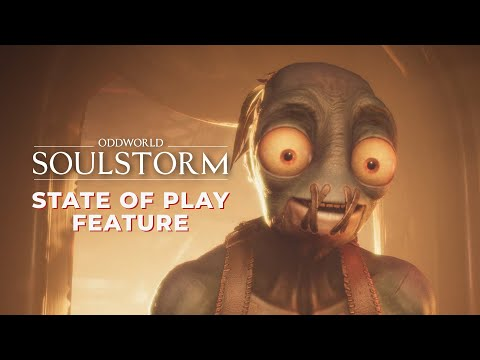 State of Play de Oddworld : Soulstorm