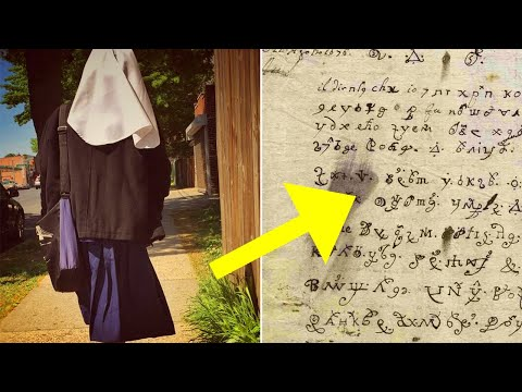 In 1676 A Possessed Nun Wrote A Message From Devil. Now the Chilling Letter Has Been Translated