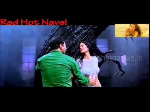 Hot indian saree navel