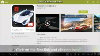 Asphalt 8 Airborne For PC-Download and Install 2014 Windows 7/XP/8