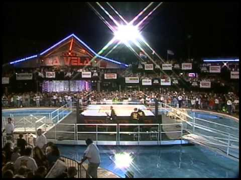 WCW Monday Nitro Spring Break Pre-Show - Panama City, FL - 3/22/99