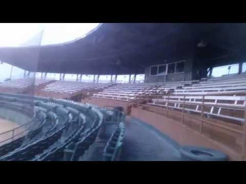 Jackie Robinson Played Here - Sanford Memorial Field