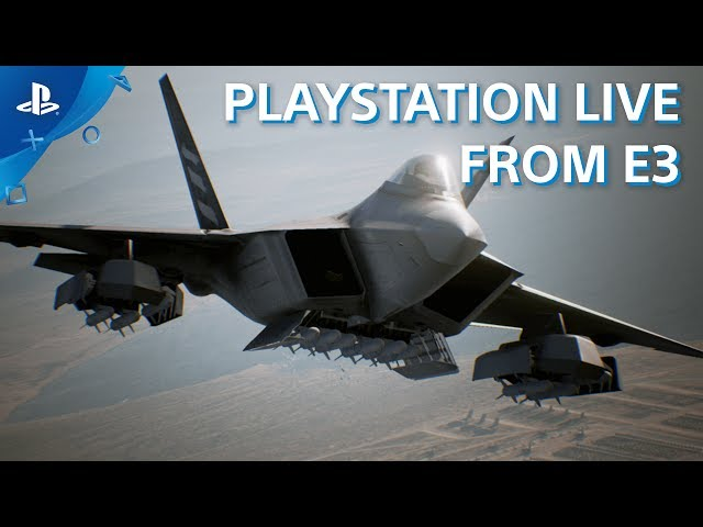 Ace Combat 7: Skies Unknown PS4 Gameplay