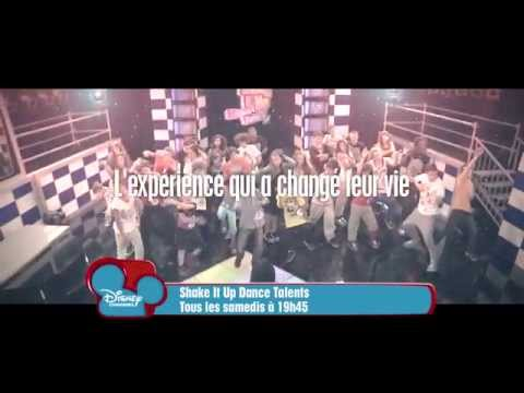 comment participer a disney dance talent