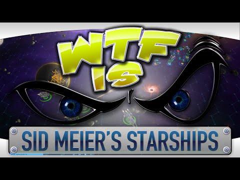 ► WTF Is... - Sid Meier's Starships ? video thumbnail