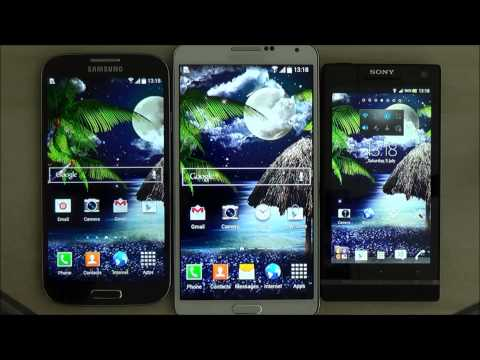 Video of Tropical Night Live Wallpaper