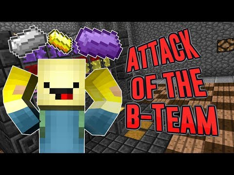SUPER KROMPÁČ?! - Minecraft Attack of The B-Team - #2