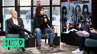 "Nikki Sixx & Allen Kovac Speak On Netflix's ""The Dirt"""