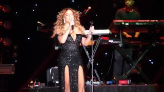Mariah Carey Dubai 2017 in honor of George Michael one more try