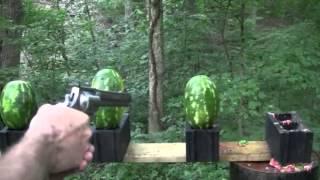 Стрельба по арбузам из Магнум 500