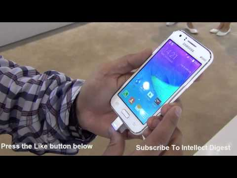Samsung Galaxy J1 LTE 4G Smartphone Hands On Review, Features, Specs, Camera and Price