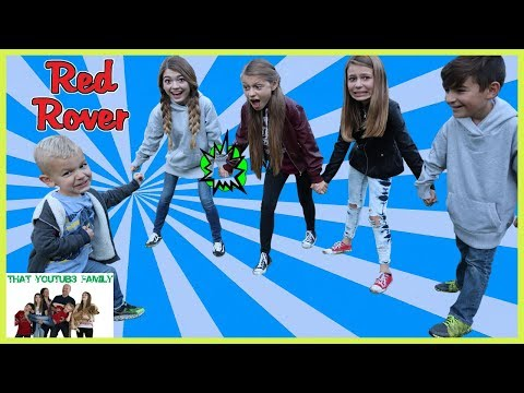 Red Rover Red Rover Game - Playground Wars / That YouTub3 Family I Family Channel