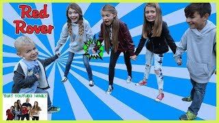 PLAYGROUND WARS   Red Rover Red Rover Game  That YouTub3 Family I The Adventurers
