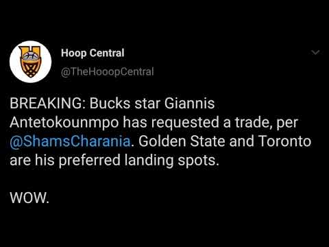 Twitter Reacts | Giannis Antetokounmpo Leaving the Milwaukee Bucks CONFIRMED?!