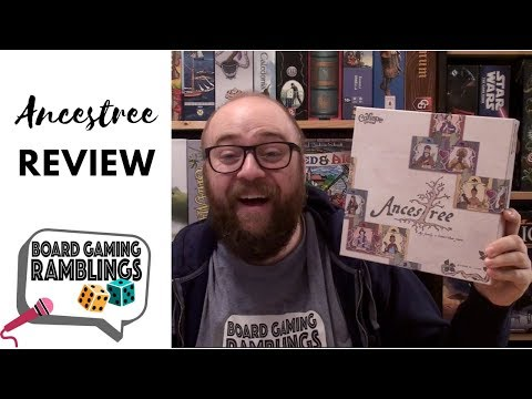 Ancestree Review by Board Gaming Ramblings