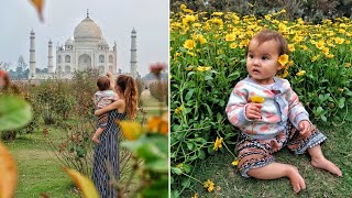 HOW TO TRAVEL INDIA WITH A BABY ? Is India Safe ? [ TIPS AND TRICKS ]