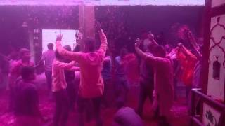 Huranga Holi Part II at Shri Bhuteshware Mahadev Temple Mathura