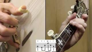 """Banjo Lesson Tutorial: """"Ballad of Jed Clampett"""""""