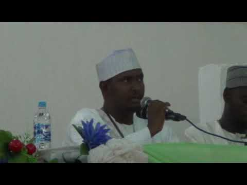 2013 Nigerian Qur'an Competition: Oyo Tangeem. Male Participant