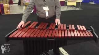 adams 3.3 academy marimba with resonators ampd33r