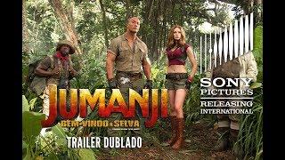 Jumanji retorna depois de 22 anos e é o destaque da semana