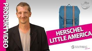 Herschel Rucksack Little America - Produktvideo