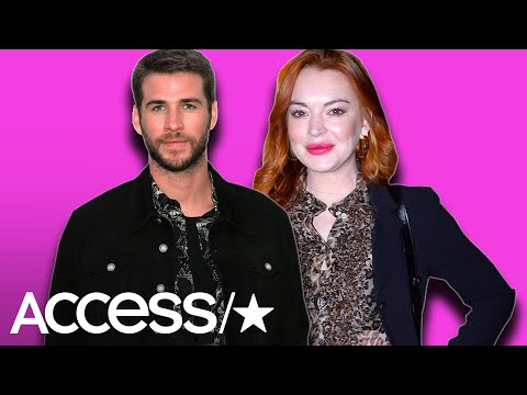 Lindsay Lohan Shoots Her Shot At Liam Hemsworth After Miley Cyrus Split: 'Why Didn't We Meet?'
