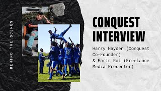 Harry Hayden Interview With Faris Rai