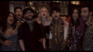 Jonas Brothers - Sucker (Behind The Scenes)