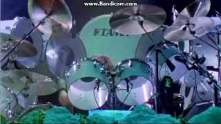 Vinnie Appice     drum solo    dio live in Philly 1986