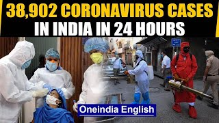Coronavirus: India reports more than 38 thousand Covid-19 cases in 24 hours | Oneindia News - Download this Video in MP3, M4A, WEBM, MP4, 3GP