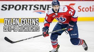 Dylan Cozens | 2017-18 Highlights