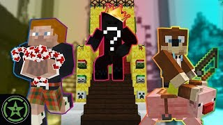 THE NEW KING - Christmas King Part 2 - Minecraft (#345)   Let's Play
