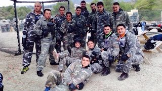 preview picture of video 'Paintball Castellolí'