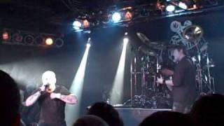 Evans Blue Live - I Blame You