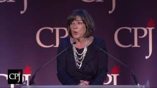 Christiane Amanpour: 2016 Burton Benjamin Memorial Award Acceptance Speech