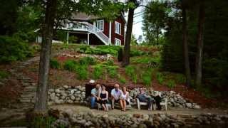 preview picture of video 'Chalet au Lac Simon'