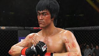 UFC 3 Gameplay - Bruce Lee vs Conor McGregor