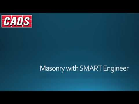 Masonry with SMART Engineer