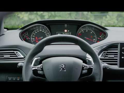Peugeot  308 Sw Универсал класса C - тест-драйв 4