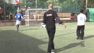PROMO - Tango e Futbol  La Doble Hoja del tango presenta la partita maestri di tango romani