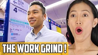 A Day In The Life Of A Japanese Salaryman | How Long Are Work Hours In Japan? Office Work Life